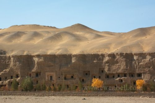 Dunhuang Buddhist Caves