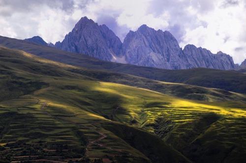 Kandze Tibet