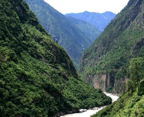 Near-Tibet