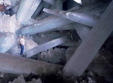 Giant Crystal Cave, Naica