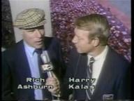 Rich Ashburn and Harry Kalas