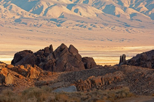 Alabama Hills Owens Valley