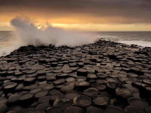 Columar basalt