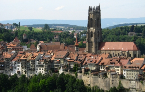 Old-Town-Fribourg