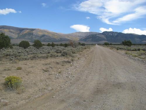 Schell Peak Nevada