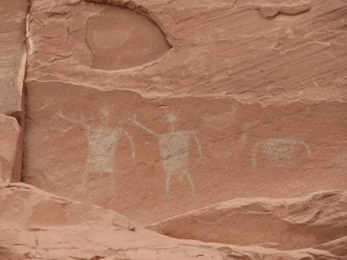 Grand Gulch rock art