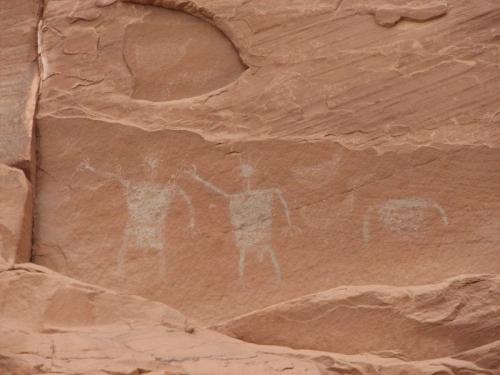 Grand Gulch rock art